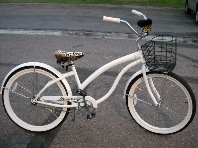 Firmstrong Bella Ladies Beach Cruiser