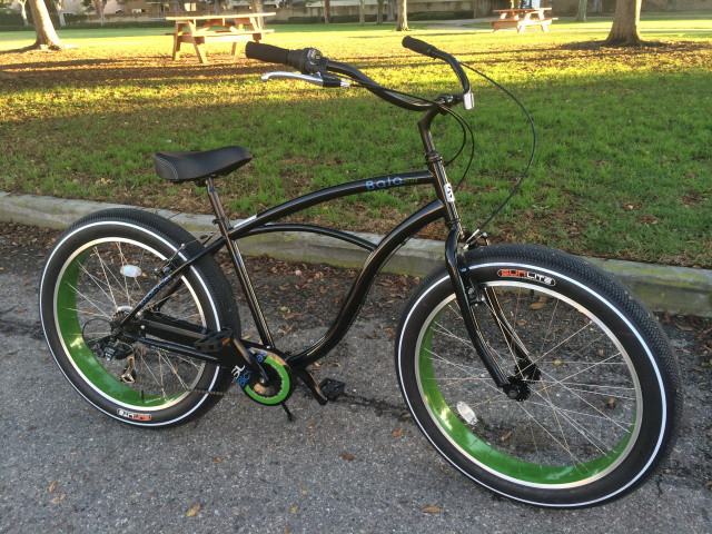Sun crusher Baja Beach Cruiser